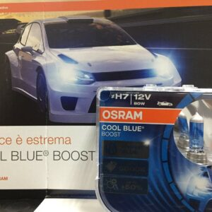 lampade h7 cool blu 5000k